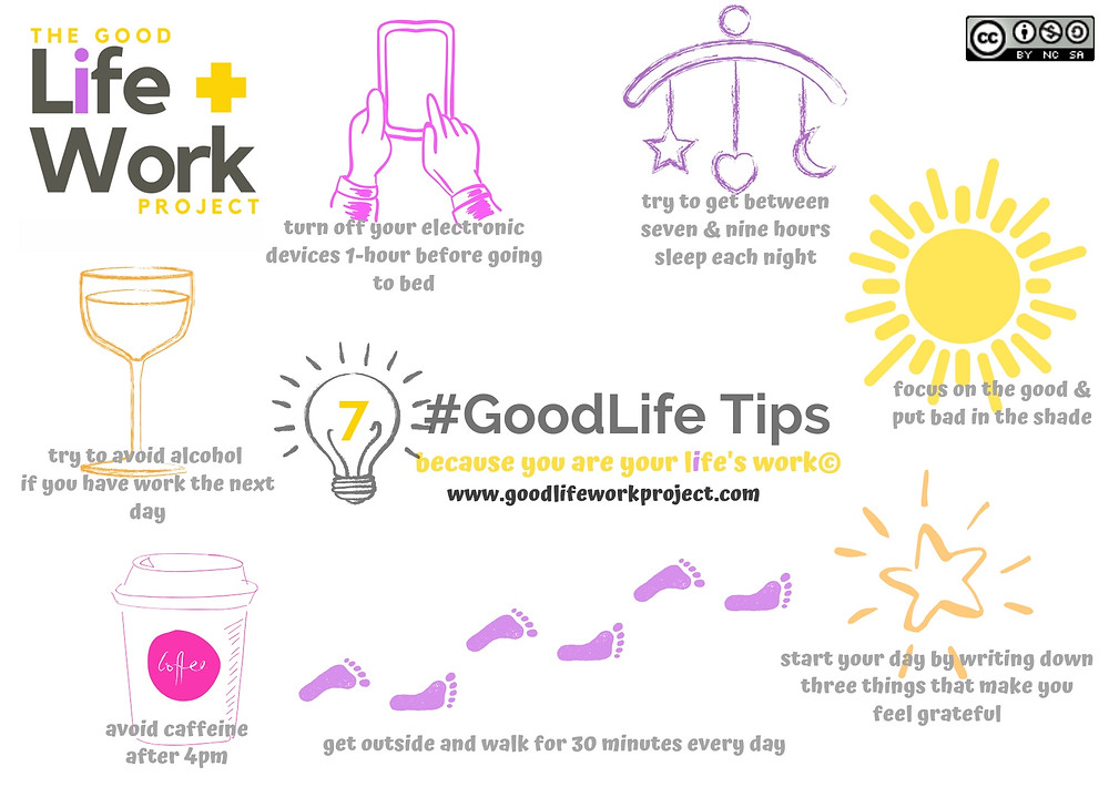 Good Life Wellbeing Tips