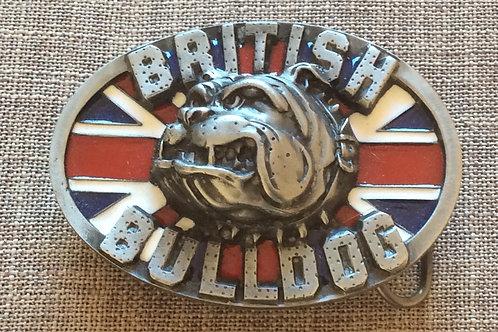 BRITISH BULLDOG DD529
