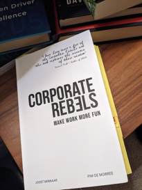 Corporate Rebels book