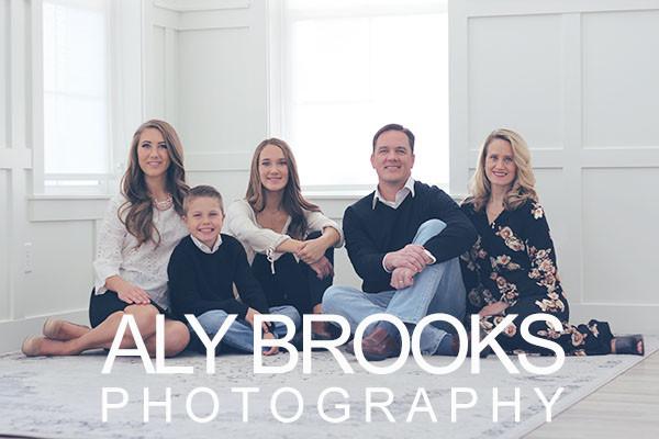 Family Photo Session - at home - Daybreak, Utah