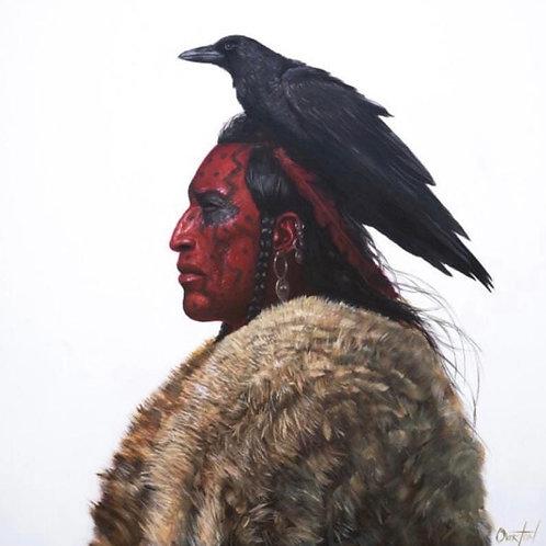 Blood Raven (Hand Signed)