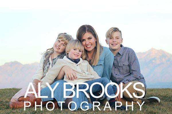 Family Photo Session - Daybreak - South Jordan Utah