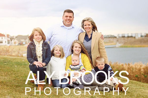 Family Portraits - South Jordan, Utah - Daybreak