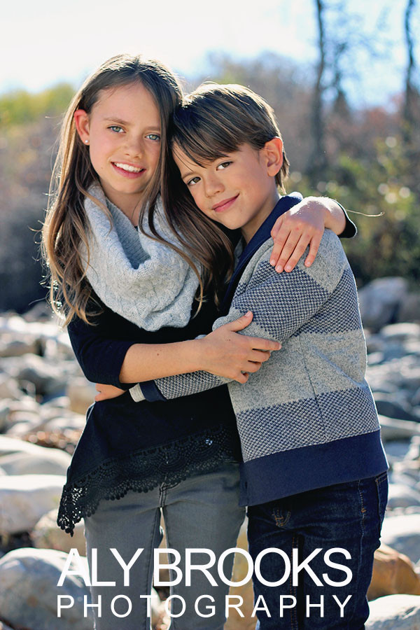 Childhood Portrait Photography - Cottonwood Heights, Utah