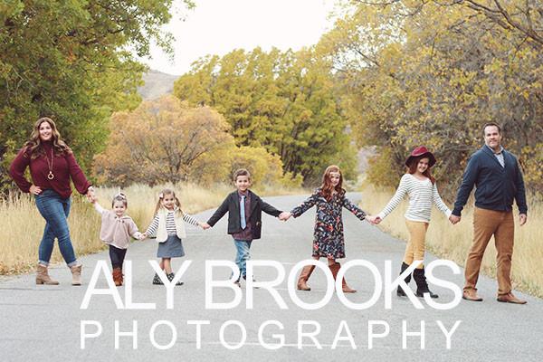 Family Portrait Photography - Butterfield Canyon, Herriman, Utah