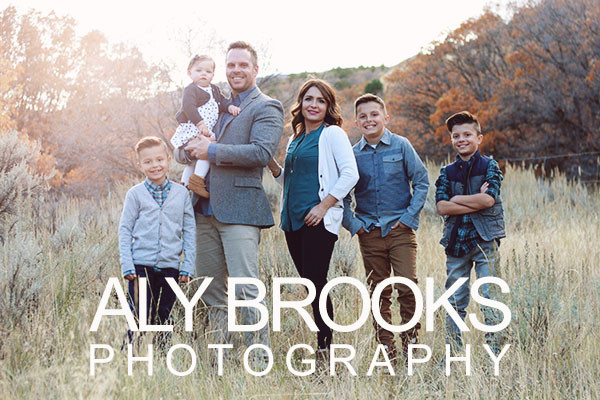 Family Portraits - Herriman - Butterfield Canyon