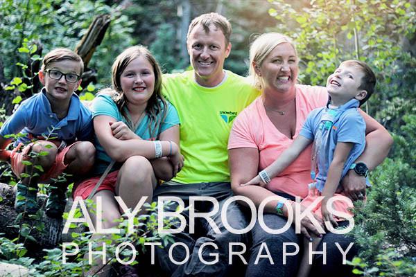 Extended Family Session - Snowbird Resort - Salt Lake City