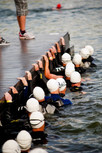What Makes the Daybreak Triathlon Swim Course so Freaking Great?