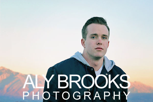 Senior Photo Session - South Jordan, Utah - Daybreak