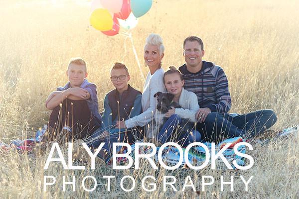 Family Photography - South Jordan, Utah - Daybreak