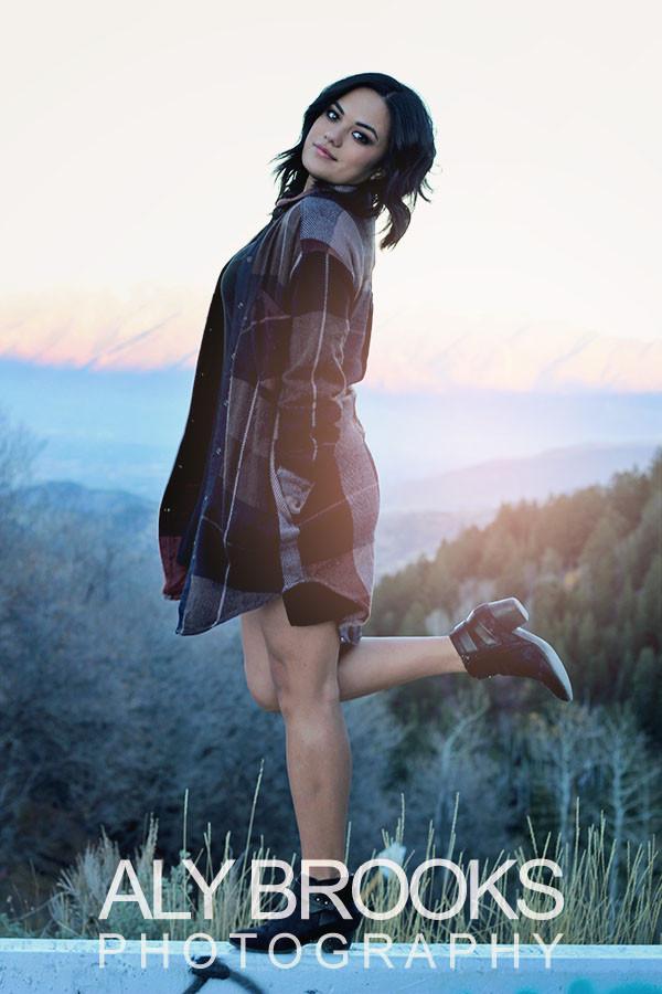 Portrait Photography - Salt Lake City - Butterfield Canyon