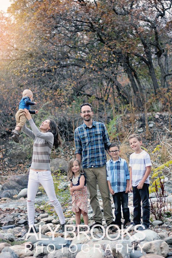 Family Photography - Old Mill Park - SLC, Utah