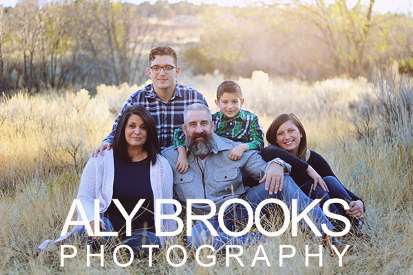 Family Photo Session - Butterfield Canyon, Herriman, Utah