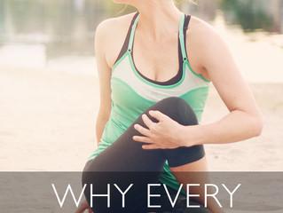 Why Every Mom Should do Yoga