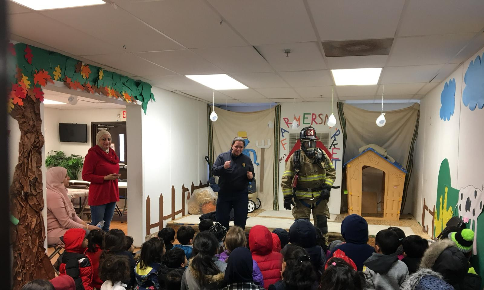 Forsyth Fire Department