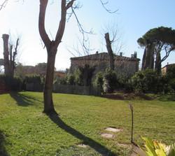 42. Villa Backyard