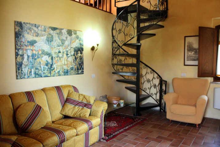 34. Tortore Cottage Living Room
