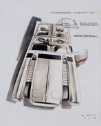 Four-Door Corvette Concept
