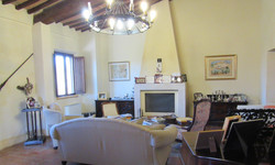 12. Torre Apartment Living Room