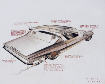 Buick Targa Concept