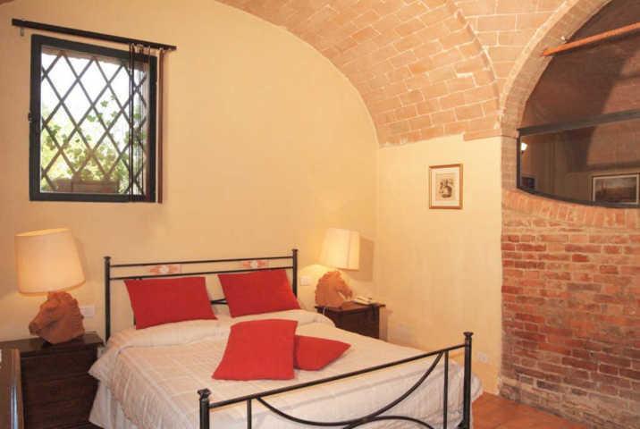 28. Pozzo Apartment Bedroom