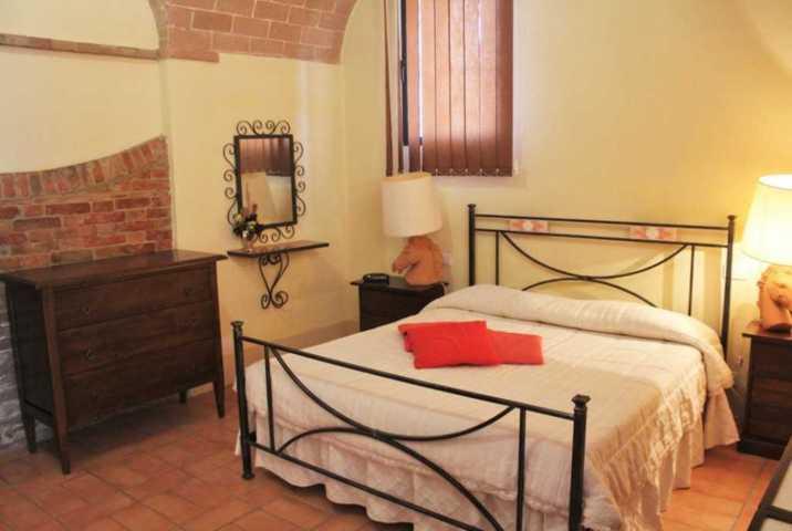 29. Pozzo Apartment Bedroom, View 2