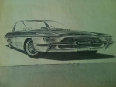 Chrysler 4 door hardtop