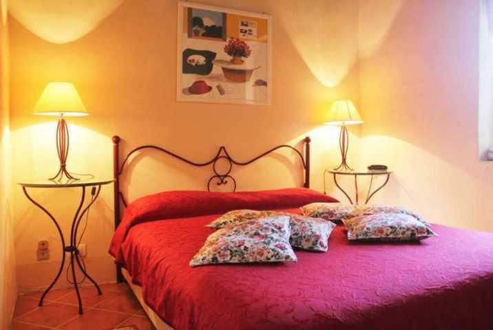 24. Forno Apartment Bedroom