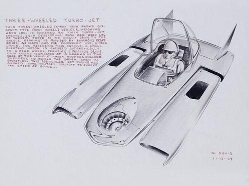Three-Wheeled Concept