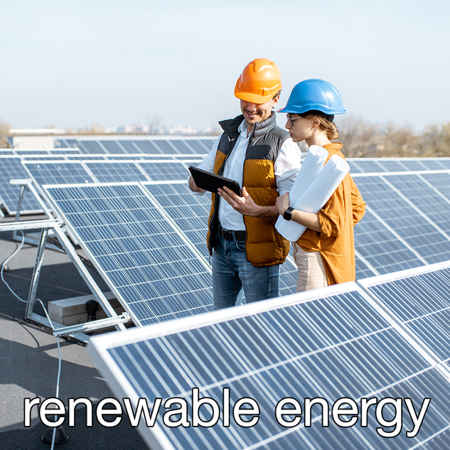 renewable energy teams