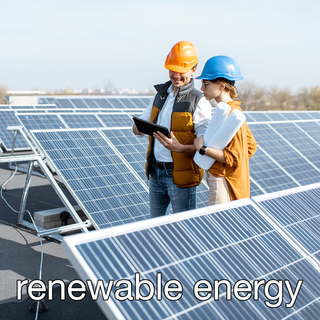 renewable energy teams
