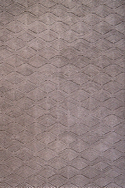 Handtufted in 100% wool