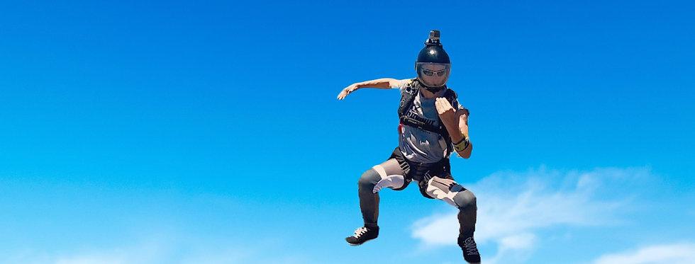 The Skydiving Therapist - Skydive Instructor in Algarve