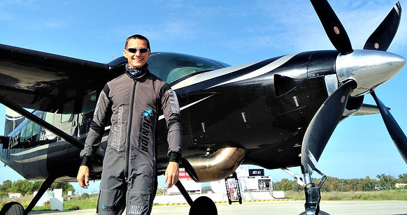 The Skydiving Therapist – Skydiving Coach in Portugal – Skydive Instructor in the Algarve