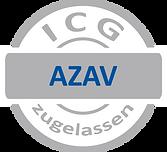 Zetifizierung ICG
