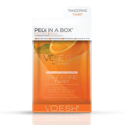 Pedi in a box Mandarina