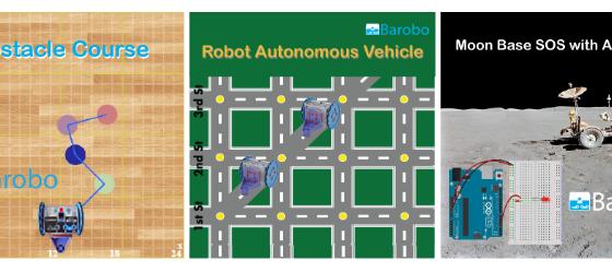 Explore RoboBlockly.com with Hour of Code™!