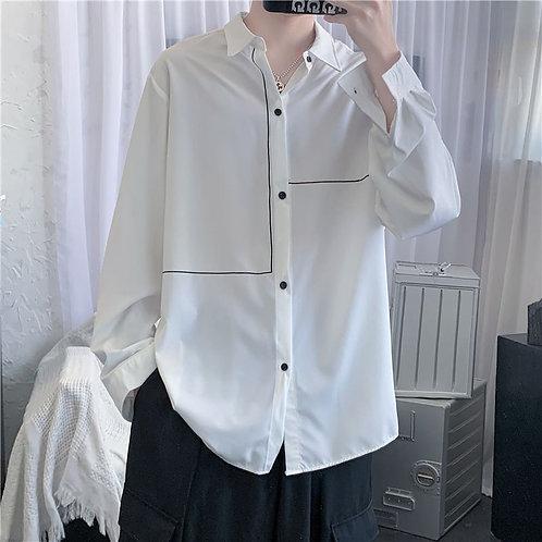 【受注販売】おしゃれ韓国シャツ