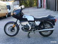BMW R100 RS LEFT VIEW