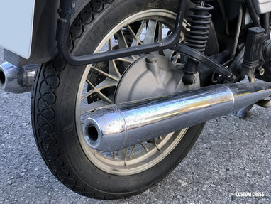 BMW R100 RS EXHAUST