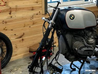 BMW R100 FORK