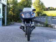 BMW R100 RS FRONT VIEW