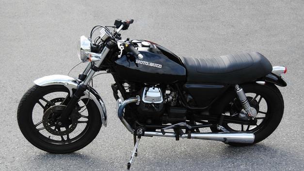 Moto Guzzi V65 Brat