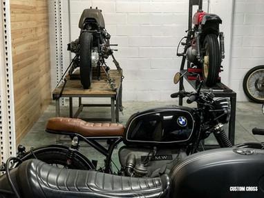 BMW R80 BRAT STYLE
