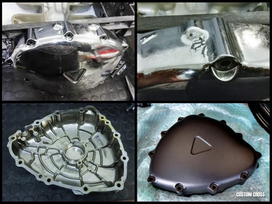 Triumph Bonneville Engine Covers