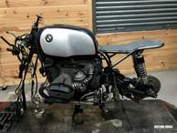 BMW R100 CUSTOMIZATION