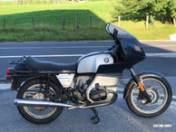BMW R100 RS RIGHT VIEW