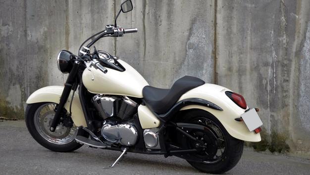 Kawasaki VN 900 Classic Custom