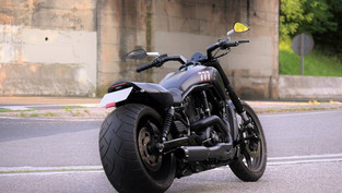 Harley-Davidson V-Rod Muscle Custom