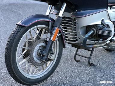 BMW R100 RS FRONT WHEEL
